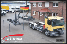 camión Mercedes 2541L Meiller Absestz u. Abrollkipper, Wechselsystem.
