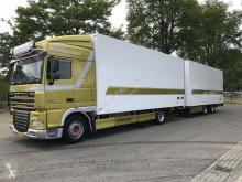 camion remorque DAF Bloemen combi