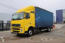 Volvo beverage delivery box truck