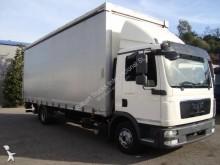 Camión lona corredera (tautliner) MAN TGL 12.250