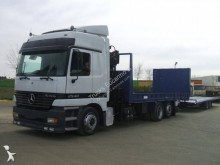 Mercedes Actros 2540 heavy equipment transport