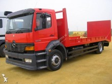 Mercedes Atego 1828 heavy equipment transport