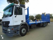Mercedes Actros 2532 heavy equipment transport