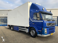 Volvo mono temperature refrigerated truck