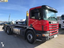 camion Scania L 124L420