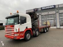 Scania P114 GA 340 truck