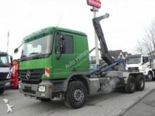 Mercedes Actros 2648 6x4 Abrollkipper Doppelknick truck