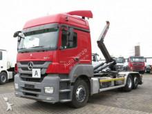 Mercedes Axor 2543 L 6x2 Abrollkipper Hiab, Retarder truck