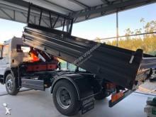 camion halfpipe tipper Mercedes