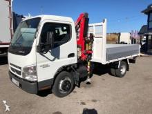 camión caja abierta Mitsubishi