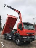 camión volquete Renault