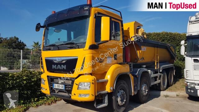 Voir les photos Camion MAN 35.440 8X4 BB