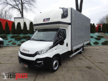 camião Iveco DAILY35S18 PLANDEKA FIRANA 10 PALET KLIMA WEBASTO TEMPOMAT EURO