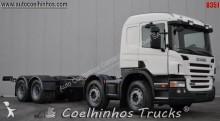 camião chassis Scania