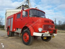 Mercedes fire engine/rescue vehicle truck
