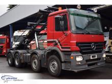 camión chasis Mercedes