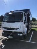 camión caja abierta transporte de bebidas Renault