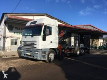 Iveco Eurostar 260E42 heavy equipment transport