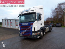 Scania G440 LB6x2MNB. BDF, Retarder, deutsches Fahrzeug truck