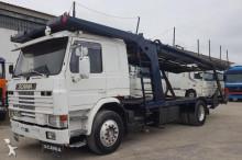 camião porta carros Scania