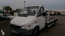 Mercedes Sprinter 616 CDI heavy equipment transport