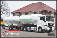 MAN food tanker truck