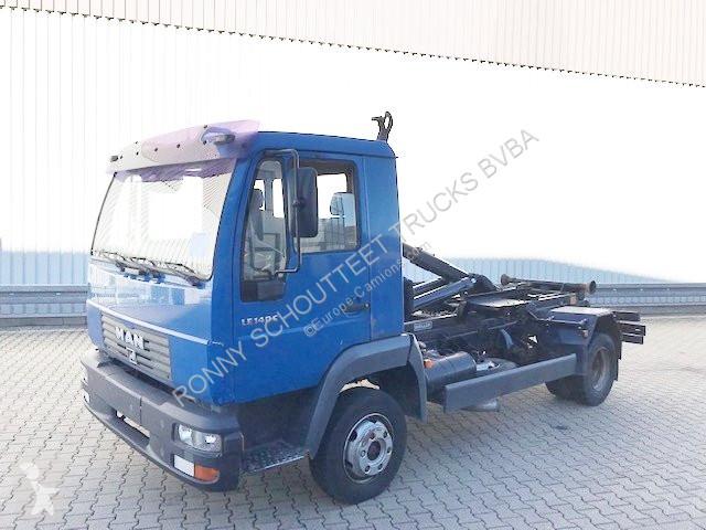 Camion MAN 8.140 C 4x2  8.140 C 4x2 City-Abrolr