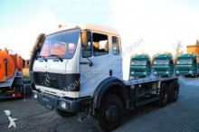 Mercedes SK 2628 AS 6x6 V8 Blatt/Blatt Doppel-H German truck