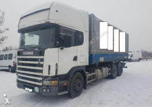 camion Scania 114 SKRZYNIA LAD 15,5 T 7,20 m