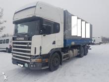 camion Scania 114 380 KM SKRZYNIA