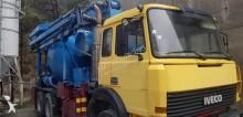 camião betão betoneira + bomba Iveco