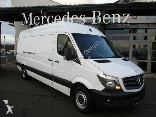 Mercedes Sprinter 319 CDI Autom Maxi PTS Klima Kamera Transporter/Leicht-LKW