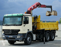 camion Mercedes Actros 2632 Bordmatic 4,90m+Kran*Topzustand*!