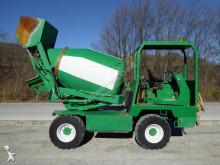 camión hormigón cuba / Mezclador Merlo