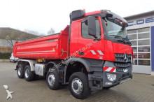 vrachtwagen Mercedes Arocs 4142 8x6 Euro 6 Dreiseitenkipper Meiller