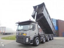 Terberg tipper truck