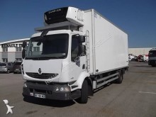 Renault multi temperature refrigerated truck