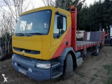 Renault heavy equipment transport
