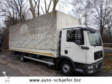 vrachtwagen MAN TG-L 12.220 /Pritsche 7200 mm/LBW