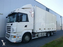 camion Scania R560 V8 6X2 WITH THERMO KING RETARDER EURO 5