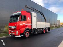 Volvo FH 12 420 Globetrotter 6x2 HIAB KRAN truck