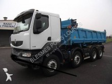 Renault skip truck