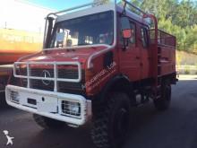 vrachtwagen Mercedes Unimog U1650
