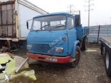 Saviem flatbed truck