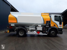 Iveco oil/fuel tanker truck