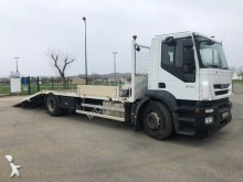 Iveco Stralis AD 190 S 31 FP-D heavy equipment transport