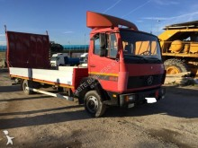 Mercedes 814 heavy equipment transport