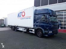 tweedehands vrachtwagen containervervoer