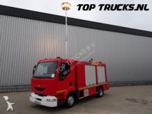 camión bomberos Renault