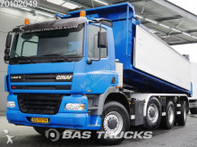 vrachtwagen Ginaf X4243 TS Kipper + Mixer Big-Axle NL-Truck